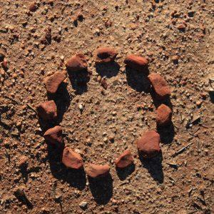 """Rock.Clay.Water"", Gecko Creek, Cederberg, 2014"